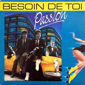 Passion-7-034-Besoin-De-Toi-France-VG-EX