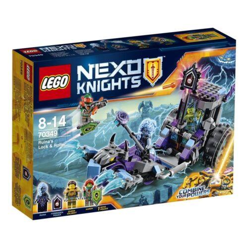 Brand New LEGO Nexo Knights 70349 Ruina/'s Lock /& Roller