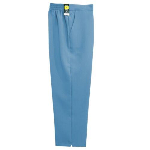 Femme Pantalons de travail Pantalons Semi-élastique stretch Ceinture Pull Up Travail Pantalon
