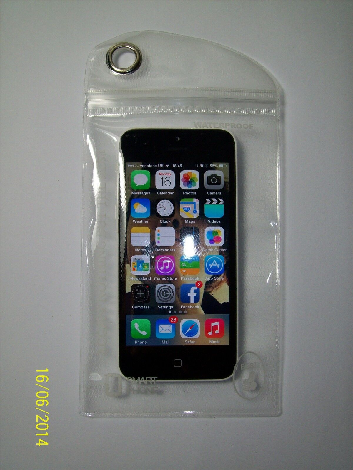 new style 713f4 8cf1e Details about WATERPROOF PHONE BAG, I PHONE, HTC,SAMSUNG, BLACKBERRY,,I  POD,MP3.MONEY