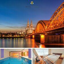 3 Tage Wellness Wochenende Köln 4★ Mercure Hotel Köln Belfortstrasse Städtereise