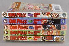 One Piece Manga Series Volumes 1-5 English Viz Eiichiro Oda
