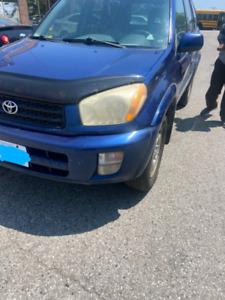 2001 Toyota RAV 4 -
