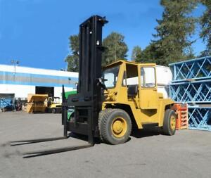 CLARK 20,000 lb Forklift No. CY200S Canada Preview
