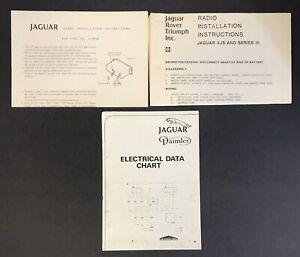 Details about Jaguar XJS SeriesIII Radio Installation Instructions on honda prelude wiring-diagram, geo tracker wiring-diagram, porsche 914 wiring-diagram, porsche 928 wiring-diagram, triumph tr6 wiring-diagram, bmw z4 wiring-diagram, pontiac vibe wiring-diagram, acura tl wiring-diagram, lexus ls400 wiring-diagram, mgb wiring-diagram, fiat spider wiring-diagram, subaru impreza wiring-diagram, subaru legacy wiring-diagram, bmw z3 wiring-diagram, triumph spitfire wiring-diagram, cadillac deville wiring-diagram, bmw x3 wiring-diagram,
