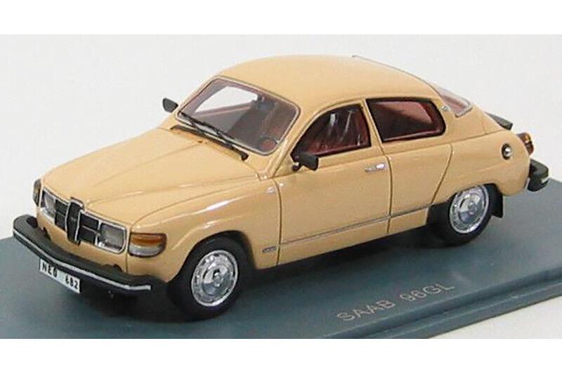 Saab 96GL 96GL 96GL Neo Scale Models 1 43 NEO43682 4c95f1