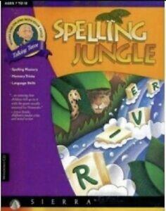 SPELLING-JUNGLE-YOBI-039-S-MAGIC-TRICKS-1Clk-Macintosh-Mac-OSX-Install