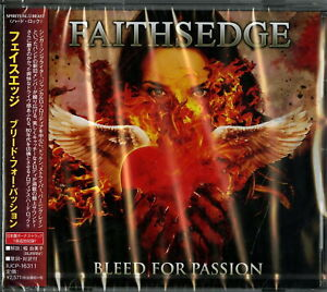 FAITHSEDGE-BLEED-FOR-PASSION-JAPAN-CD-BONUS-TRACK-F75