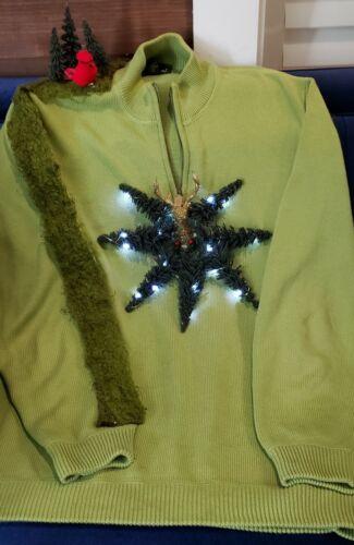 Ugly Christmas Holiday Sweater