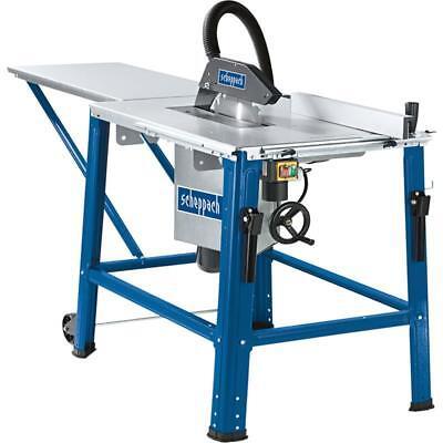 Scheppach Tischkreissäge HS120o mit Tischverlängerung 400V, 315mm Sägeblatt