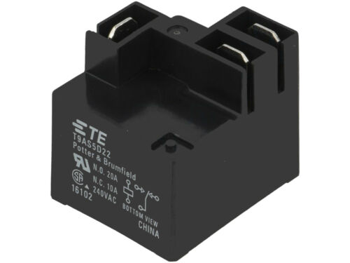 T9AS1D22-110  1-1419104-6  Relais Relay  SPST-NO 110VDC  30A 12,1K NEW #WP 1 pc