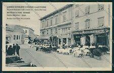 Pistoia Montecatini cartolina QQ1496