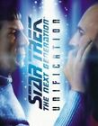 Star Trek The Next Generation - Unification BLURAY