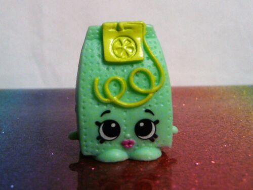 Shopkins Season 6 #10 HERB L TEABAG Green Mint OOP