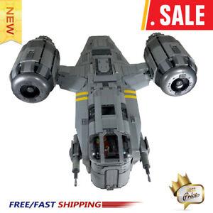 MOC-37840-UCS-Razor-Crest-by-Papaglop-Papazlop-Razor-Crest-Model-Building-Blocks