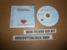 CD Schlager Eva Maria - Liebesrettungsschirm (1 Song) MCD TINA COLADA