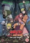 Naruto Shippuden - Movie 4 - The Lost Tower (DVD, 2014)