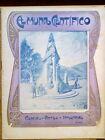 ANTIGUA REVISTA AÑO 1904 MUNDO CIENTIFICO,SORPRENDENTES NOTICIAS,PUBLICIDAD.226