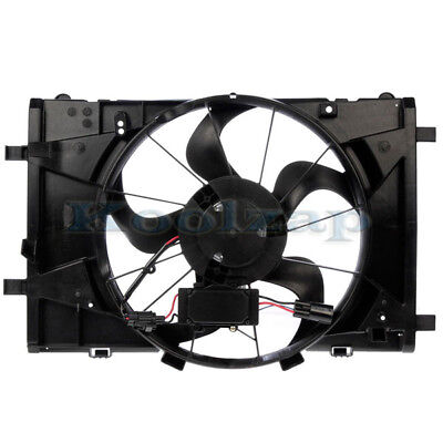 FO3115183 OE Style Radiator Cooling Fan Assembly for Ford Fusion Mercury Milan 2.5L 3.0L 10-12