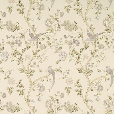 Ivory Wallpaper FREE DELIVERY * Laura Ashley Summer Palace Taupe