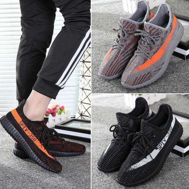 SPORTS  YEEZY1 350 BOOST TRAINERS FITNESS GYM SPORTS RUNNING SHOCK SHOES