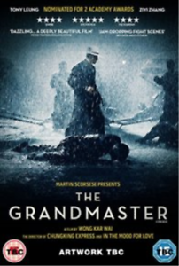 Qingxiang-Wang-Tony-Chiu-W-Grandmaster-UK-IMPORT-Blu-ray-NEW