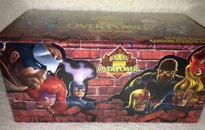 Overpower-Marvel-Monumental-CCG-Fleer-Starter-Box-Factory-sealed