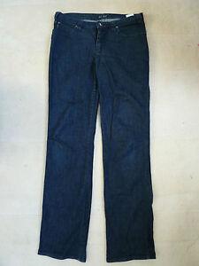 Blue-denim-jeans-leg-33-waist-35