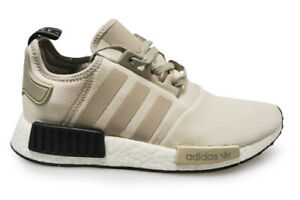 Hommes S76848 Beige Adidas Nmd Nmd r1 Noires R1 Baskets qACqrn
