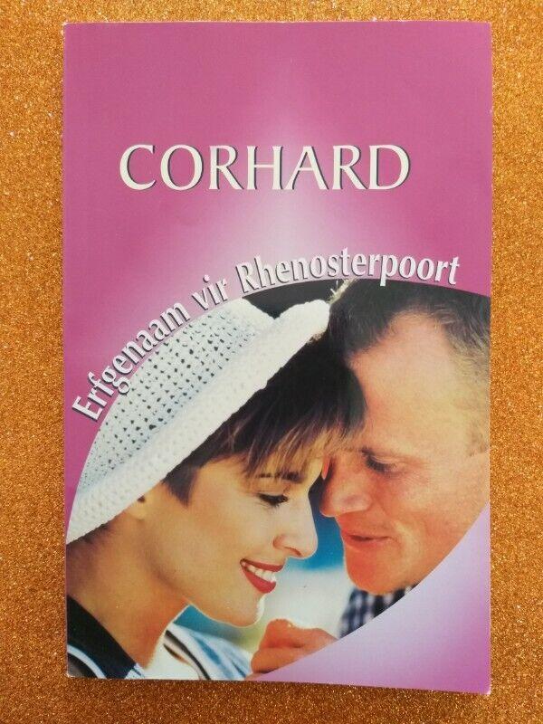 Erfgenaam Vir Rhenosterpoort - Corhard - Lapa.