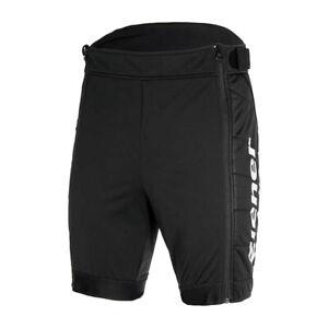 Ziener RCE-Softshell Shorts Überhose Rennanzug Junior + Erwachsene