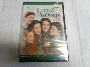 NEW-DVD-Little-Woman-Collector-039-s-Series