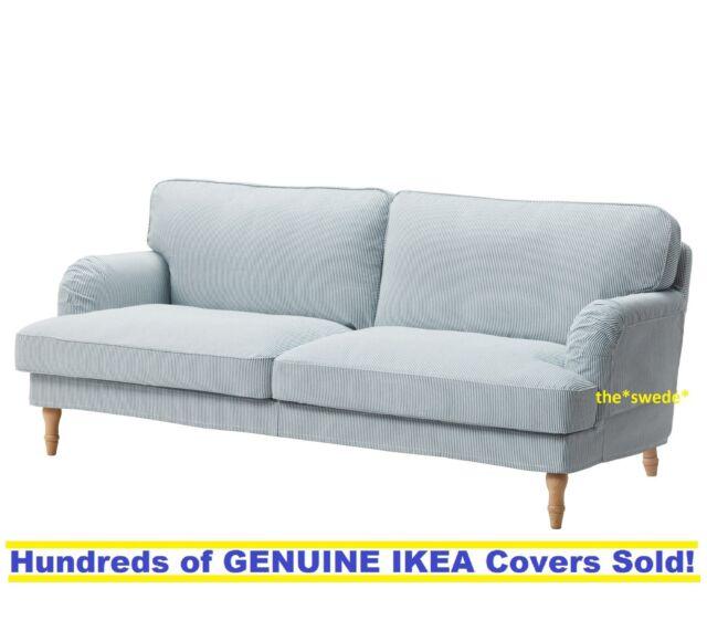 IKEA Stocksund 3.5 Sofa COVER Slipcover NOLHAGA Ljungen HOVSTEN Remvallen