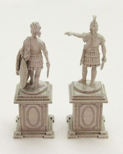 28mm  ASSEMBLED MDF /& HIGHLY PAINTED Streets /& Gangs of Rome STATUE PLINTHS