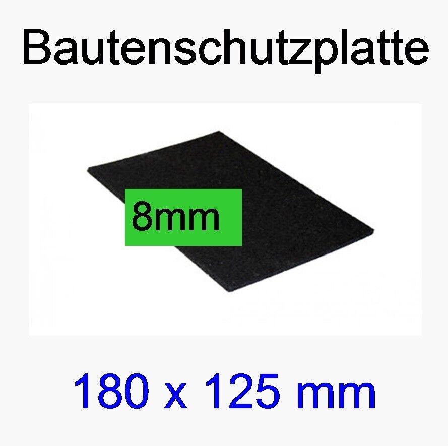 200 Stk.  0,18m x 0,125m  Bautenschutz-Platten BPM, Pads, 8mm , Terrazzoplatten
