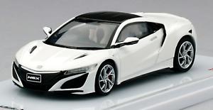 muchas concesiones Acura NSX 1 43 True Scale TSM en blancoo desde desde desde 2017 RHD  ventas en linea