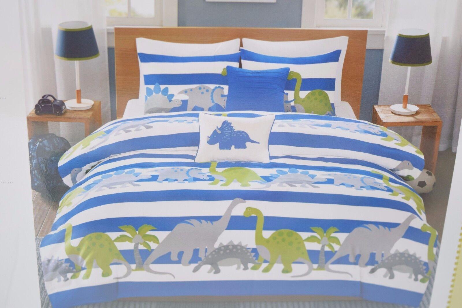 Nouveau Oyo sur votre propre & Cloud 9 Dinosaure Dino 7 pièces Twin ou 9 pieces complet ensemble de literie
