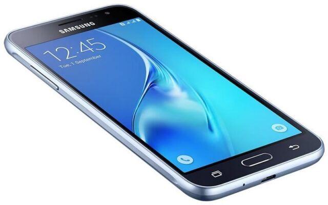 Samsung Galaxy j3 (2016) 8 duos gb smartphone sin contrato/bloqueo SIM, negro