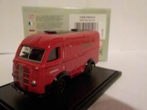 Model-Car-Austin-K8-Midland-Red-1-76-New