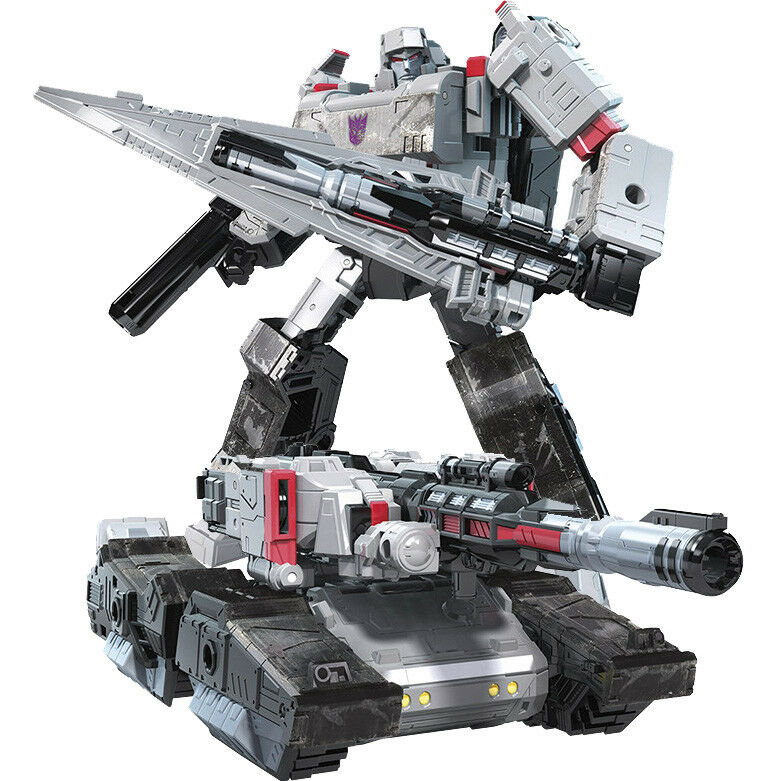 TRANSFORMERS Generations War for Cybertron Siege Voyager Megatron ACTION ACTION ACTION FIGURE 30ca78