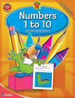 Brighter Child Numbers 1 to 10, Preschool by Landoll(Paperback / softback)
