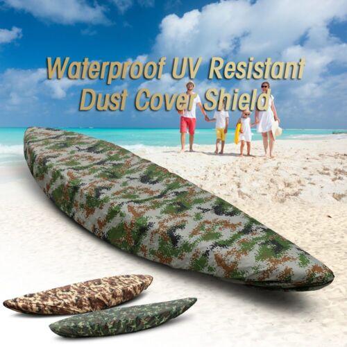 Professionell Universal Kajak Abdeckung Kanu Wasserfest Boot Aufbewahrung