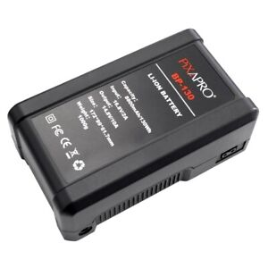 DEL-V-Lock-Battery-Lithium-ion-rechargeable-extra-large-capacite-BP130