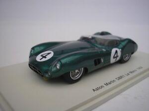 Aston Martin Dbr1 #4 Le Mans 1959 S.moss 1/43 Spark S2438 Neuf