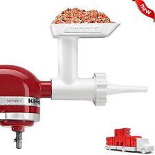 Sausage Stuffer Kit Attachment Food Ground Meat Grinder KitchenAid Stand Mixer