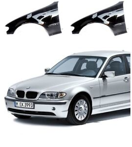 bmw 3er e46 2001 2005 vorne kotfl gel in wunschfarbe. Black Bedroom Furniture Sets. Home Design Ideas