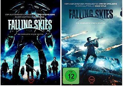 Falling Skies Staffel 4 Folge 1