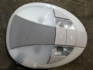 Plafoniera Tetto Auto : Luce cortesia tetto posteriore plafoniera mercedes classe e