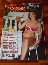PLEINE FORME #55 female bodybuilding muscle magazine 6-83 (Fr)