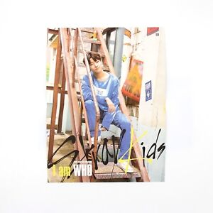 Stray-Kids-2nd-mini-album-I-am-WHO-Official-Folded-Lyrics-Poster-I-N